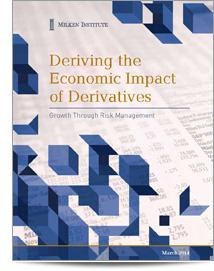 Deriving the Economic Impact of Derivatives