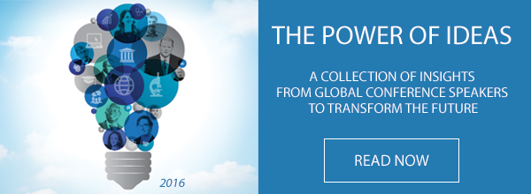 Read the new Power of Ideas 2016 - A collection of insights to transform the future