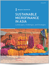 Sustainable Microfinance in Asia