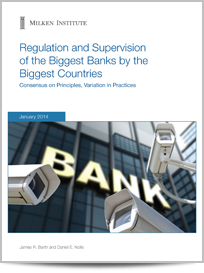 Regulation and Supervision of the Biggest Banks