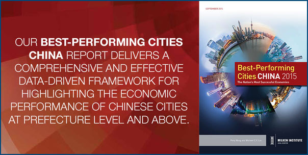 Find out more about the inaugural Best-Performing Cities China report