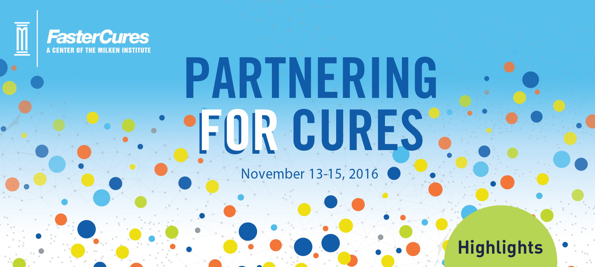 Partnering for Cures